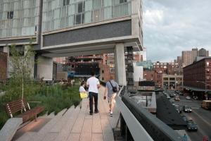 Highline standard bench