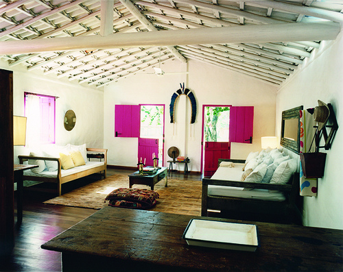 Uxua Brazilian resort