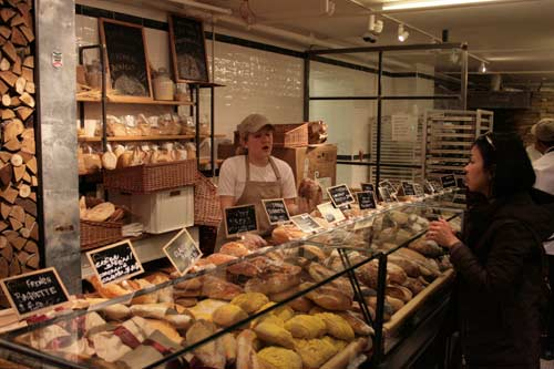 eataly bread counter