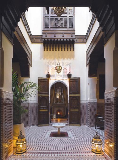 Marrakech Morocco hotel