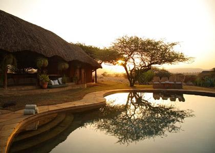 prince william kate middleton engagement lewa safari camp