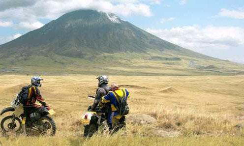 tanzania safari motorcycle safari
