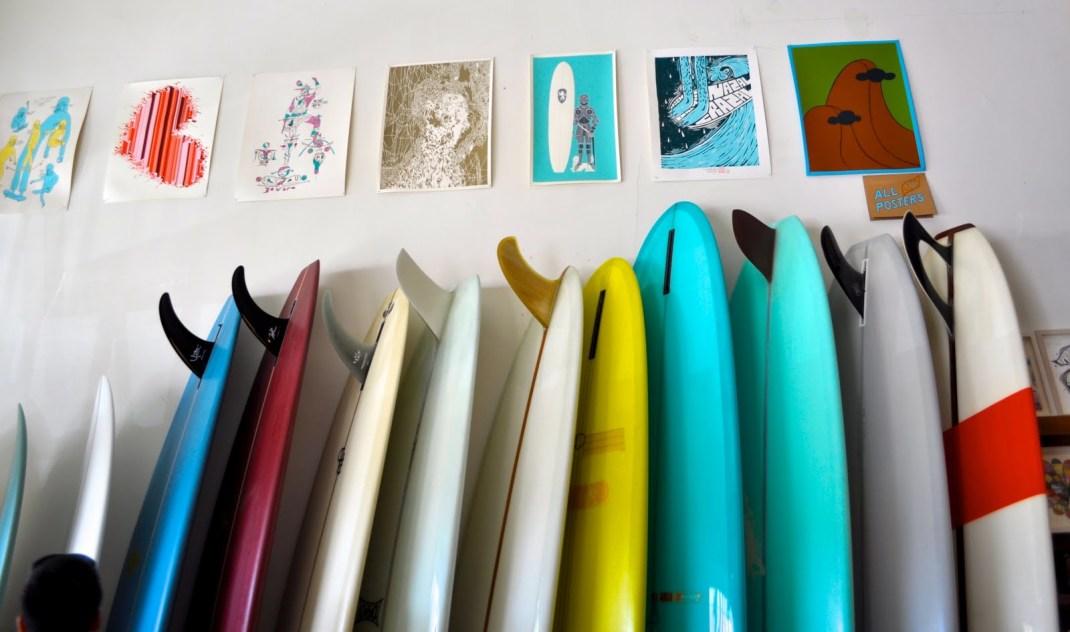 Mullusk Surf Shop
