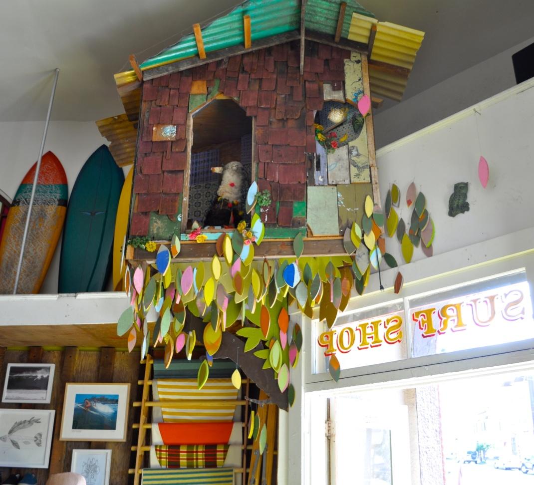 Mullusk Surf Shop San Francisco