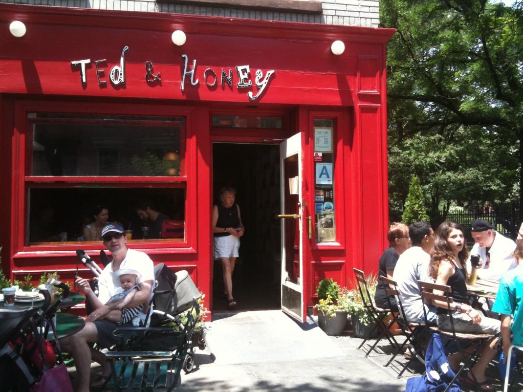 ted & honey brooklyn