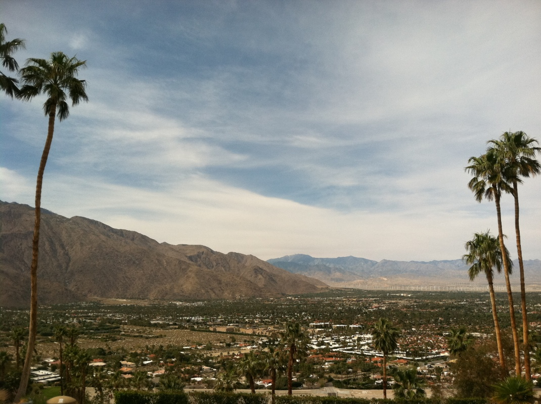 Palm Springs travel