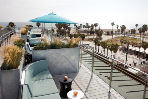 Hotel Erwin rooftop