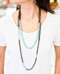 tourquoise necklace