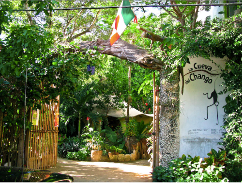 Eat in the Jungle in Playa del Carmen