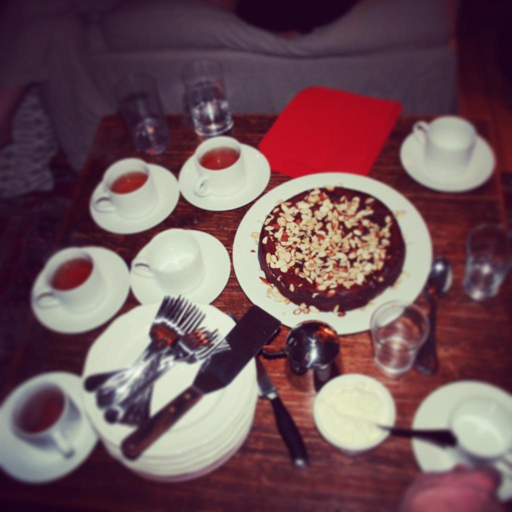 moroccan party dessert