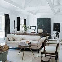 Designer Darryl Carter's Virginia Farmhouse