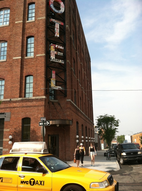 Love this Place! Wythe Hotel, Brooklyn, N.Y.