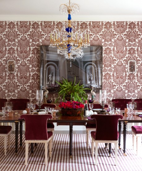 markham roberts dining room