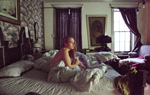 Jemima Kirke at Home in Brooklyn Heights