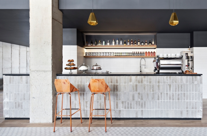 Boro Hotel - Cafe - Floto+Warner