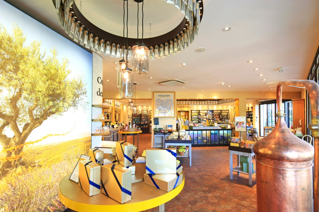L'OCCITANE EN PROVENCE, Manosque, France